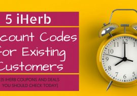 iHerb Promo Code 2017 - New Discount Coupon + Free Shipping